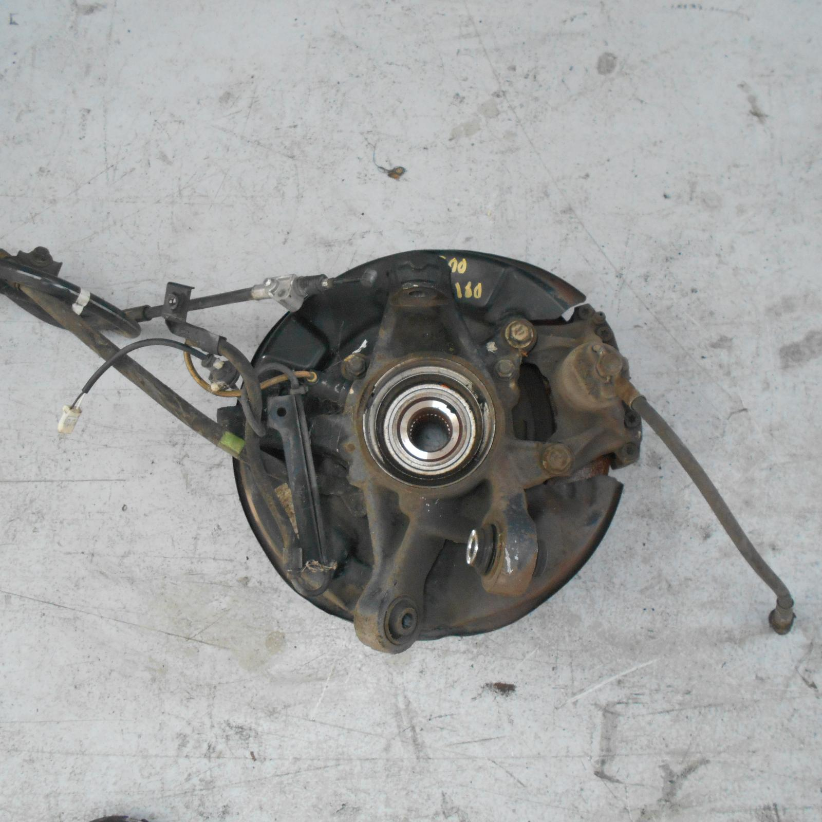 LEXUS GS, Right Rear Hub Assembly, ABS TYPE, 10/97-12/04