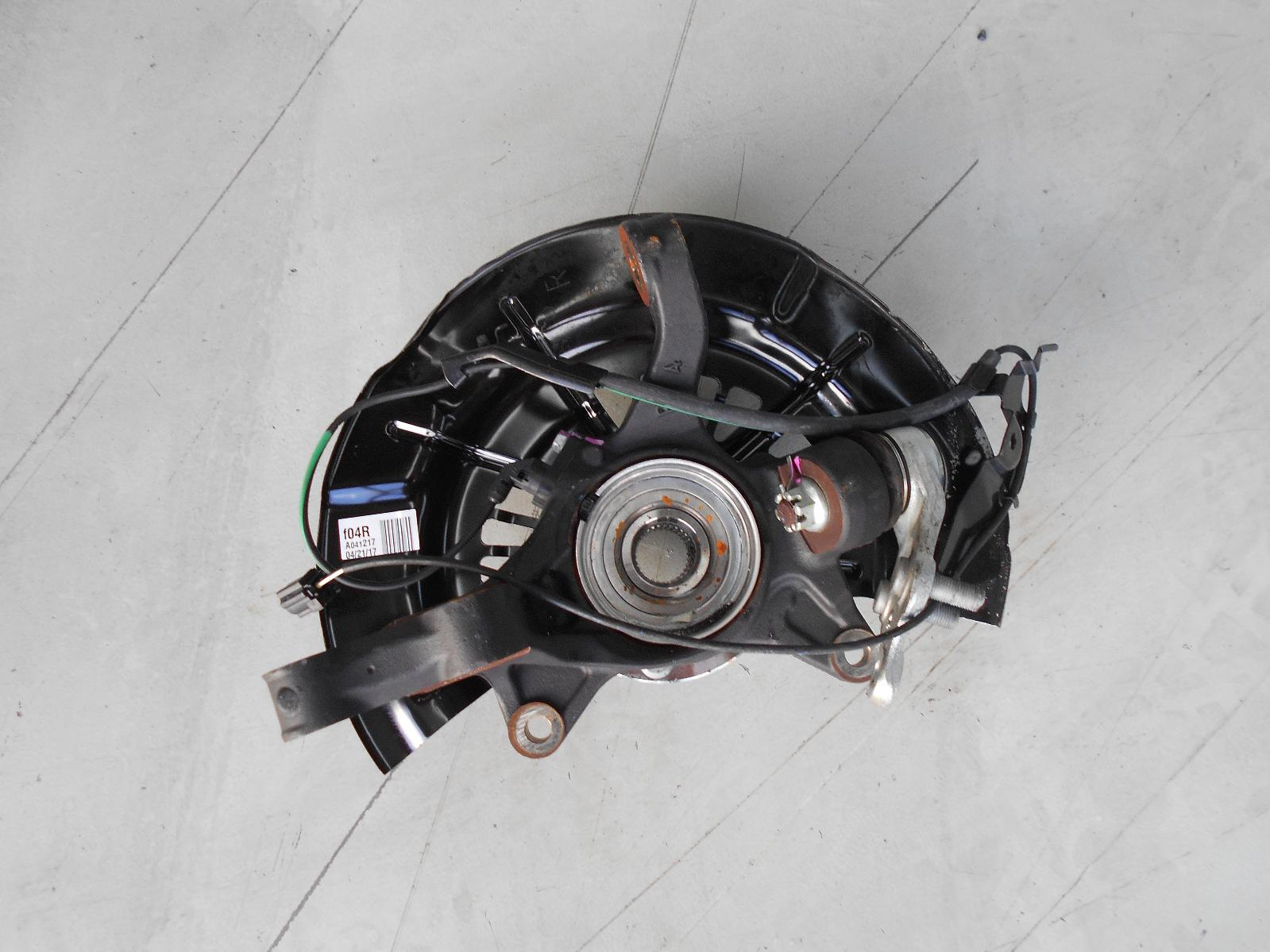 TOYOTA CAMRY, Right Front Hub Assembly, ACV50, HYBRID TYPE, 03/12-05/15