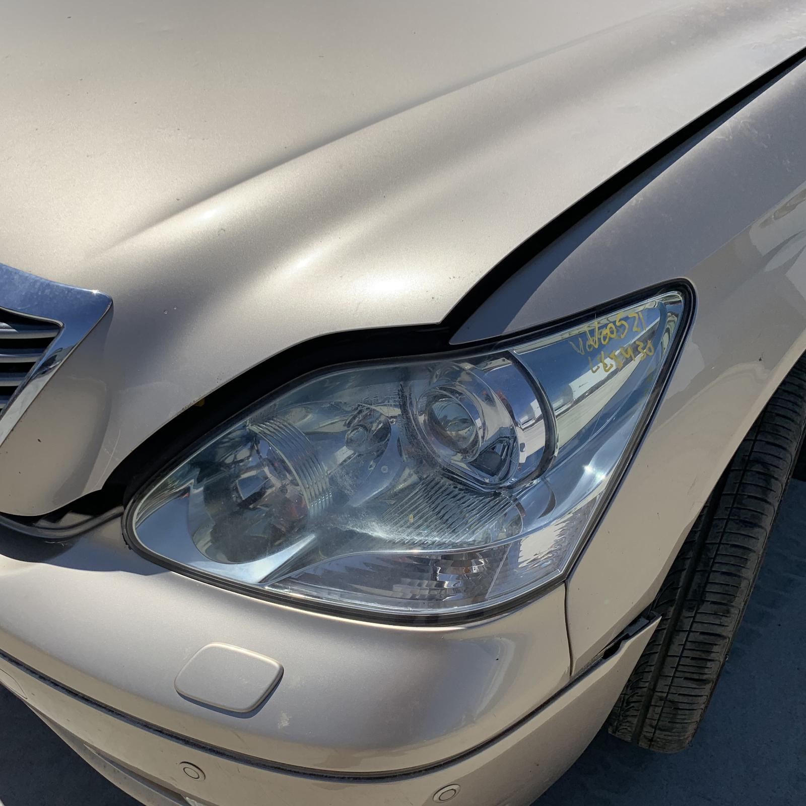 LEXUS LS430, Left Headlamp, UCF30R, 07/03-03/07