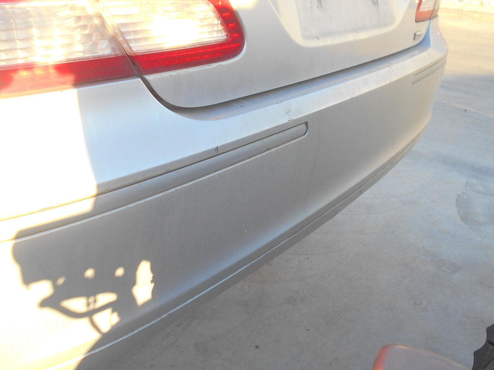 TOYOTA AVALON, Rear Bumper, MCX10R, 10/03-06/05