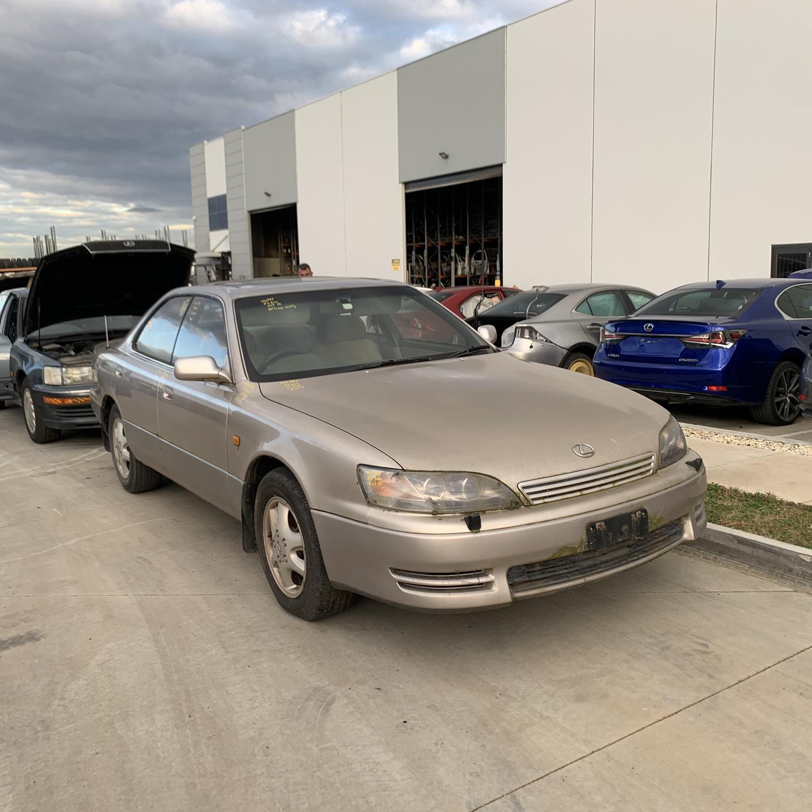 Lexus ES300 VCV10 3VZ-FE 3.0L Engine Automatic FWD Transmission 06/92 - 09/96