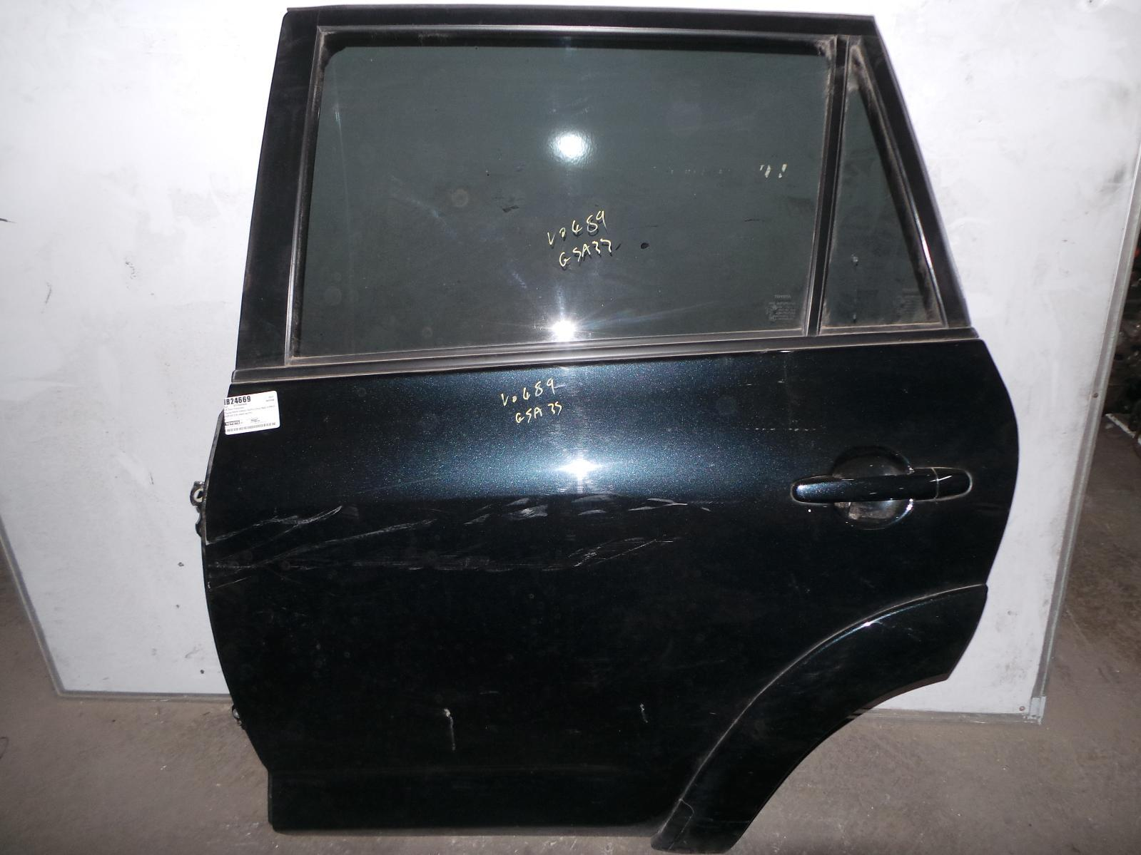 TOYOTA RAV4, Left Rear Door/Sliding, ACA33, CRUISER, FLARED TYPE, 11/05-12/12