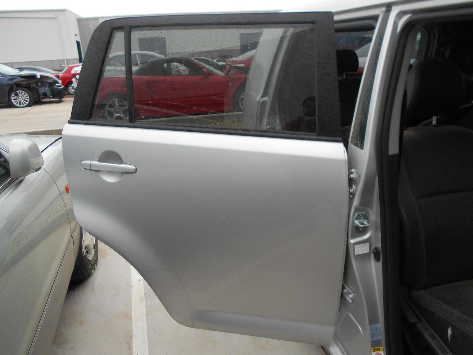 TOYOTA RUKUS, [RIGHT_REAR_DOOR_SLIDING], AZE151R, 01/07-