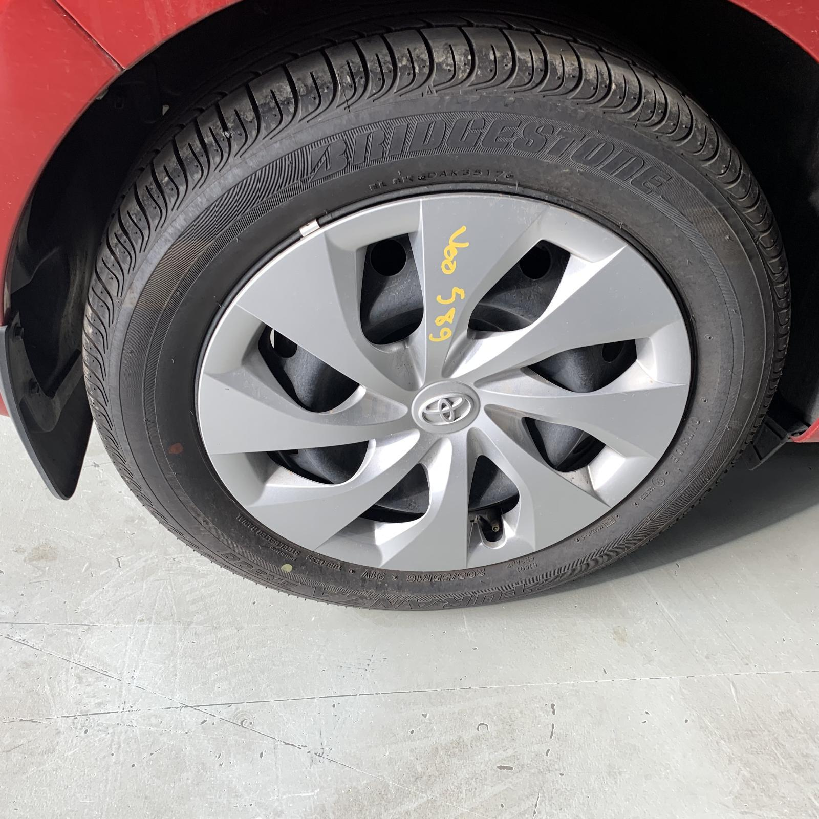 TOYOTA COROLLA, Wheel Cover/Hub Cap, ZRE182R 10/12-06/18