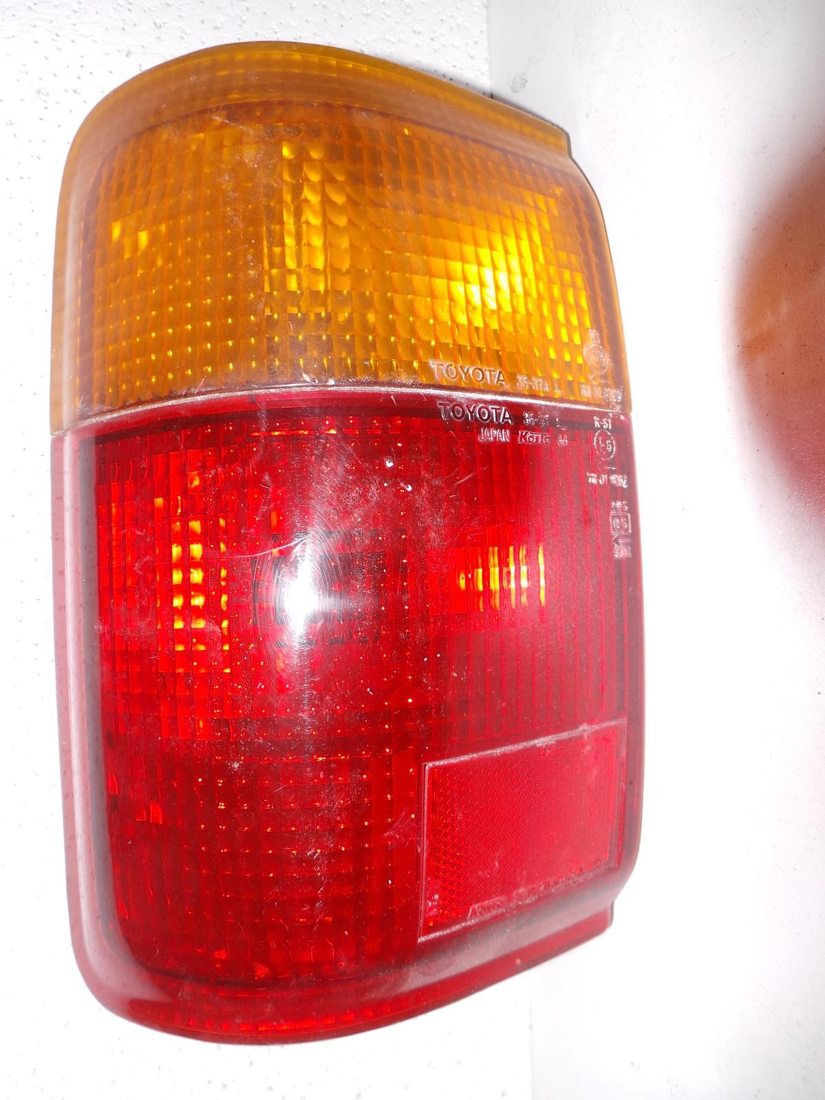 TOYOTA SURF, Left Taillight, N120/N130, 92-95