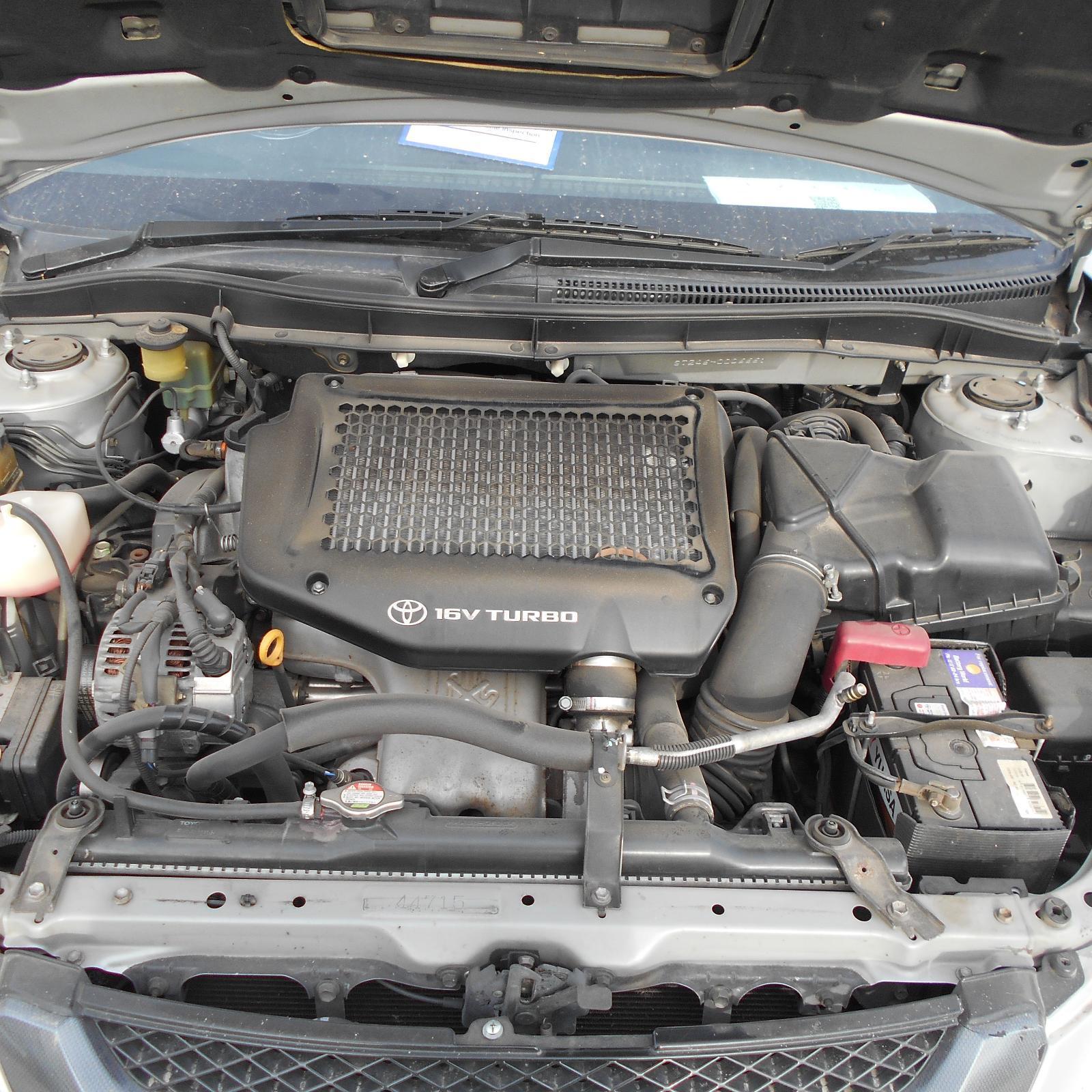 TOYOTA CALDINA, Engine, 2.0, 3S-GTE, TURBO, T240, 09/02-06/07 (IMPORT)