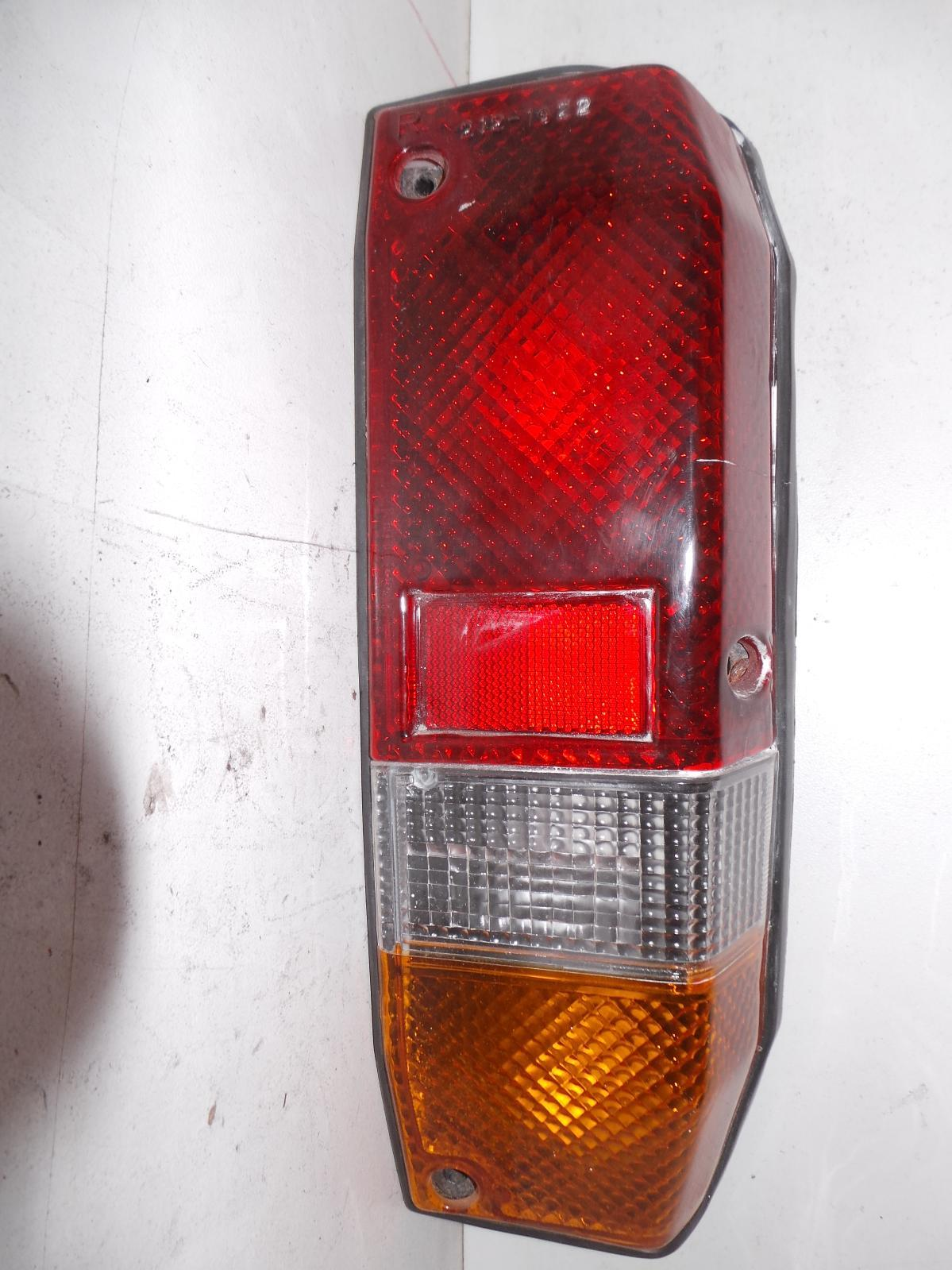 TOYOTA LANDCRUISER, Right Taillight, 76 SERIES (UPDATE), WAGON, IN BODY, 03/07-