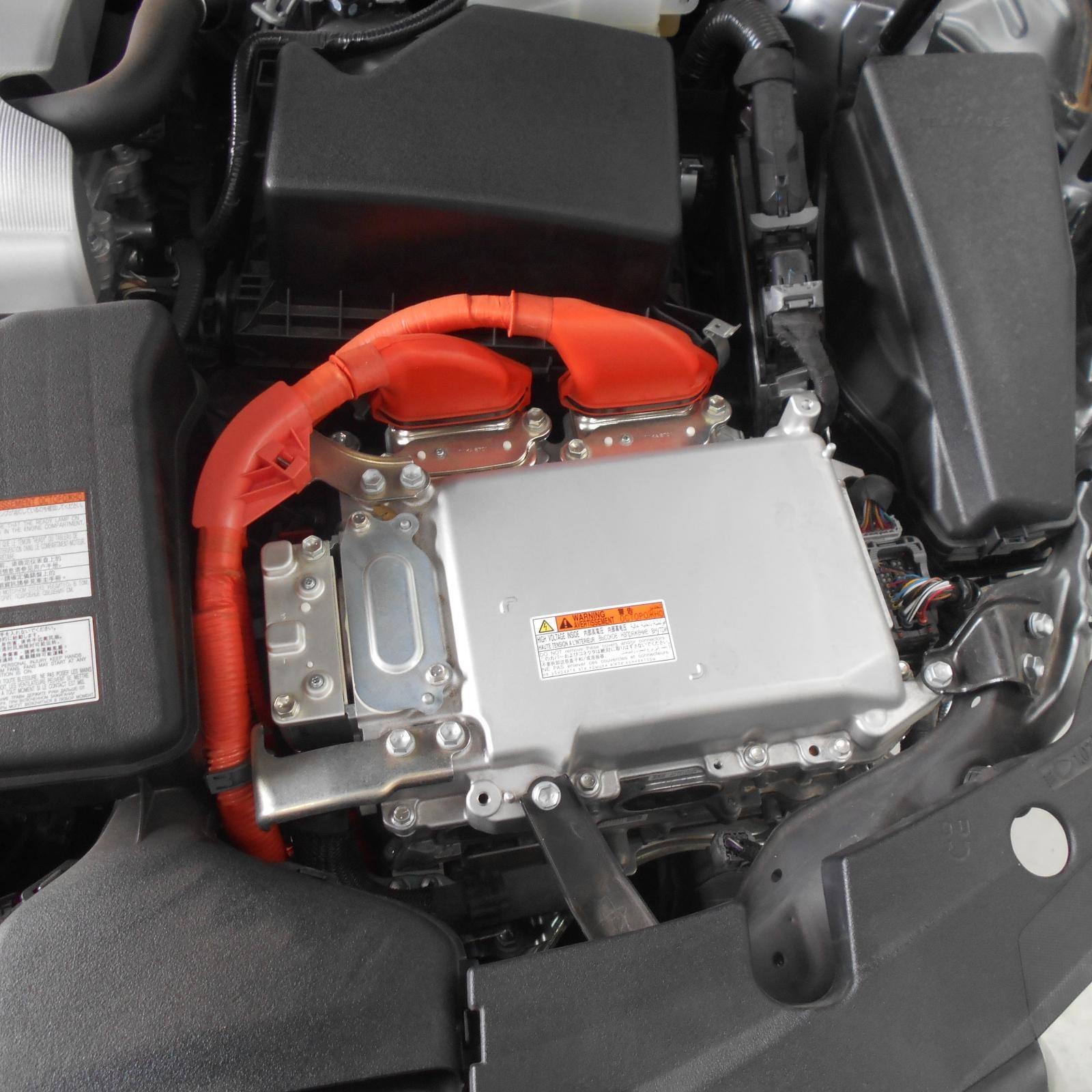 LEXUS ES350, Inverter, HYBRID INVERTER, AVV60R, 10/13-