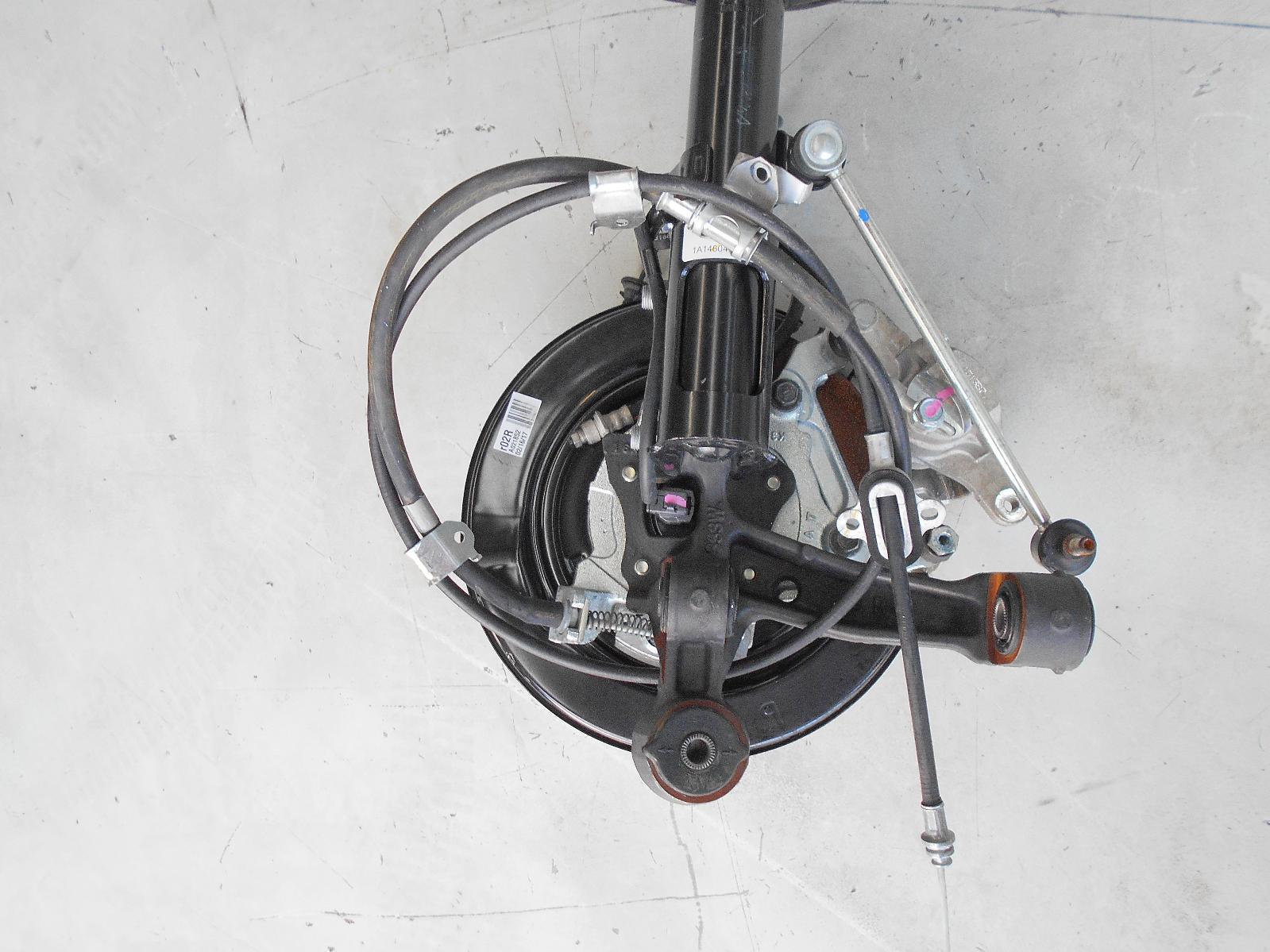TOYOTA CAMRY, Right Rear Hub Assembly, ACV50, HYBRID TYPE, 12/11-10/17