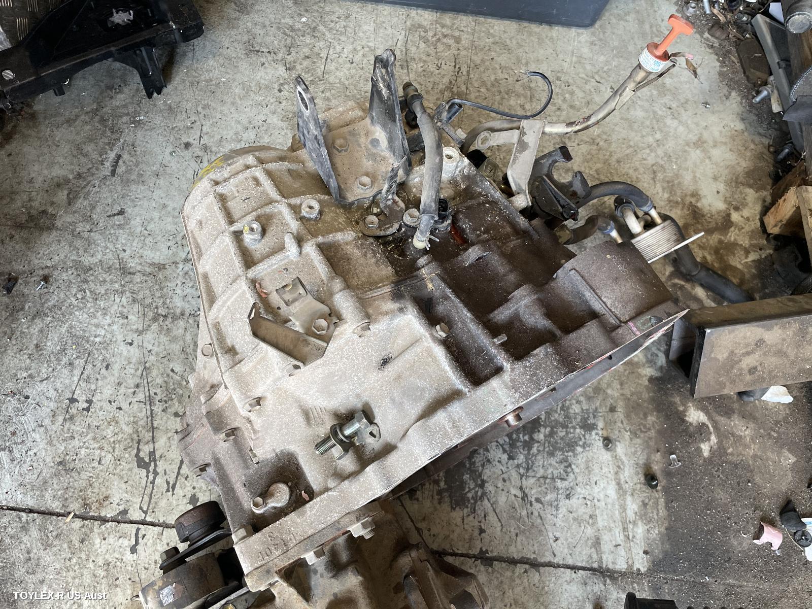 TOYOTA CALDINA, Trans/Gearbox, AUTO, PETROL, 2.0, 3S-GTE, T240, 09/02-06/07 (IMPORT)