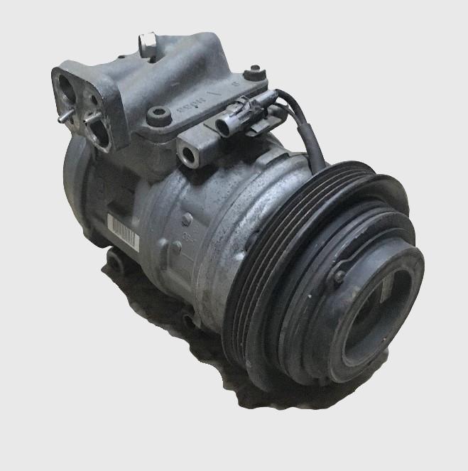 TOYOTA PRADO, A/C Compressor, 95 SERIES, 2.7, 3RZ-FE, PETROL, ND 10PA17C, 07/96-01/03