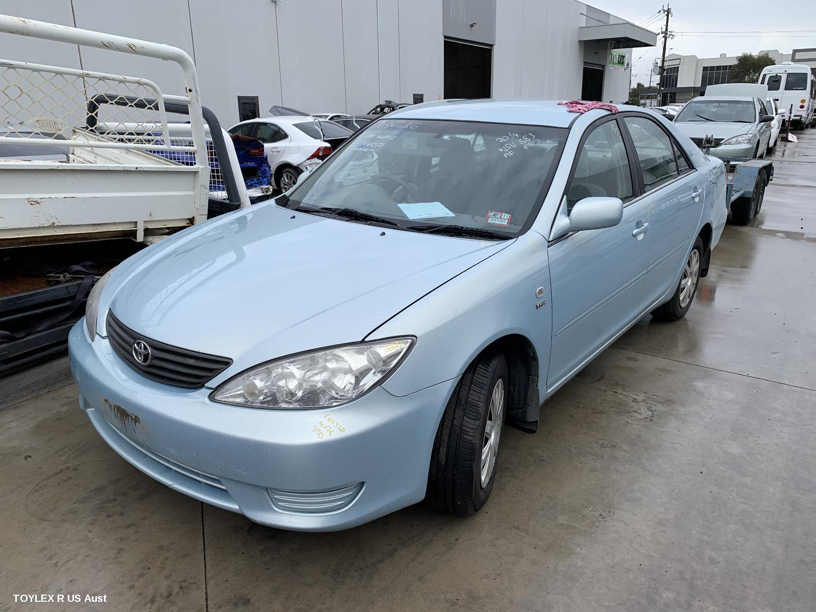 Toyota CAMRY ALTISE ACV36R 2AZ-FE 2.4L Engine Automatic FWD Transmission 08/02 - 05/06