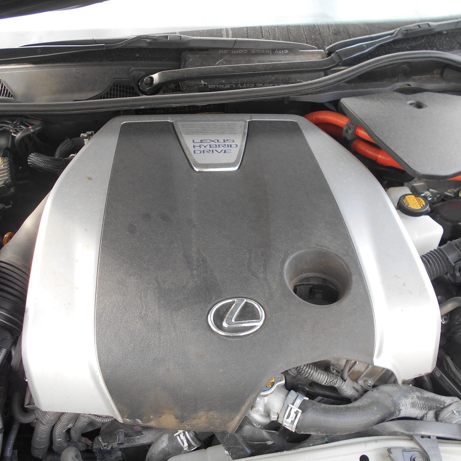 LEXUS GS, Engine, PETROL, 3.5, 2GR-FXE, 10 SERIES, GS450H, 06/12-