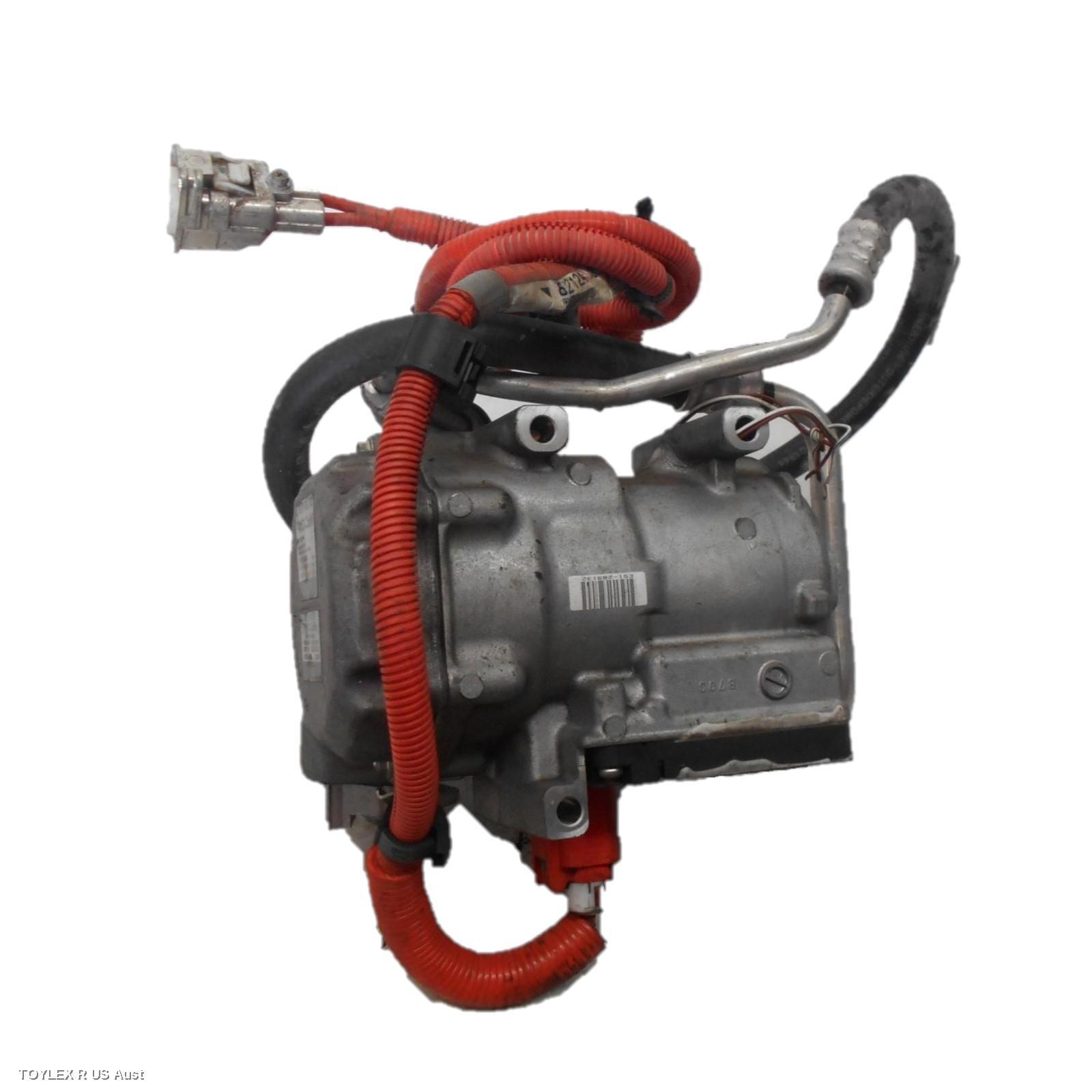 TOYOTA CAMRY, A/C Compressor, AHV40, HYBRID, 12/09-11/11