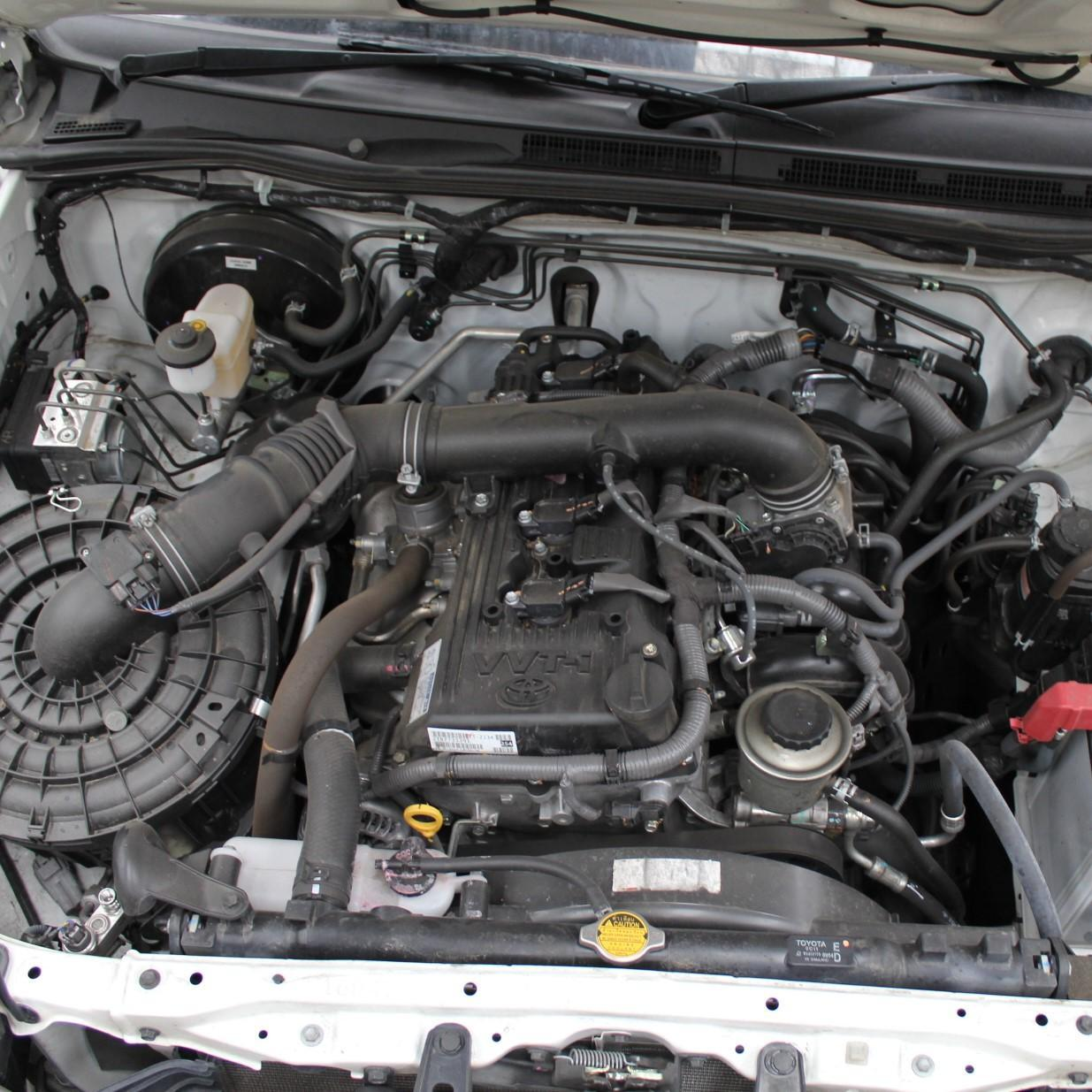 TOYOTA HILUX, Trans/Gearbox, AUTO, 2WD, PETROL, 2.7, 2TR-FE, 4 SPEED, A343E CODE, 03/05-08/15
