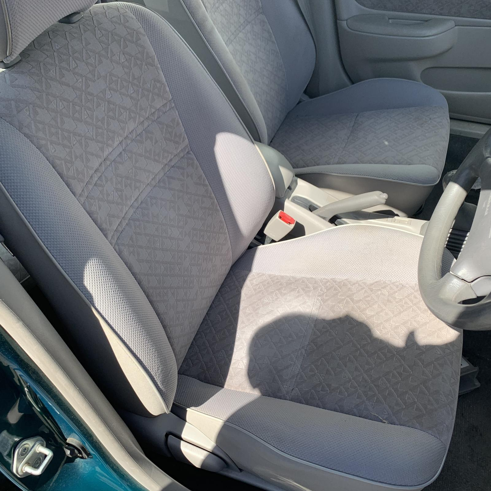 TOYOTA COROLLA, Front Seat, RH FRONT, AE112, 10/98-11/01