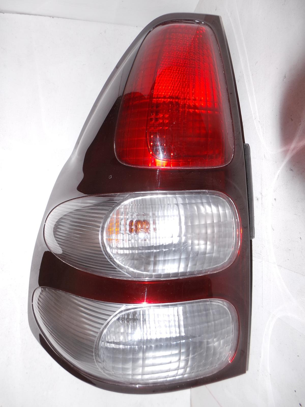 TOYOTA PRADO, Left Taillight, 120 SERIES, IN BODY, 02/03-10/09