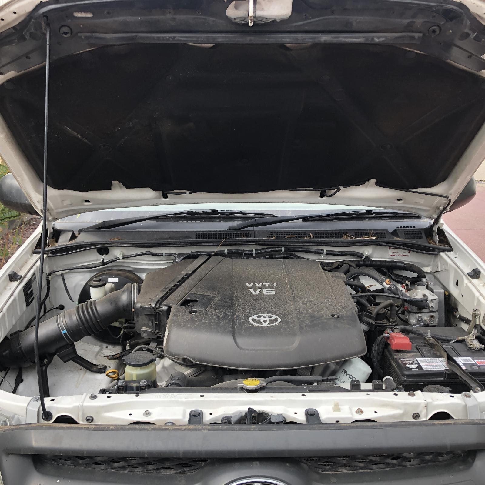 TOYOTA HILUX, Trans/Gearbox, MANUAL, 2WD, PETROL, 4.0, 1GR-FE, 5 SPEED, 03/05-08/15