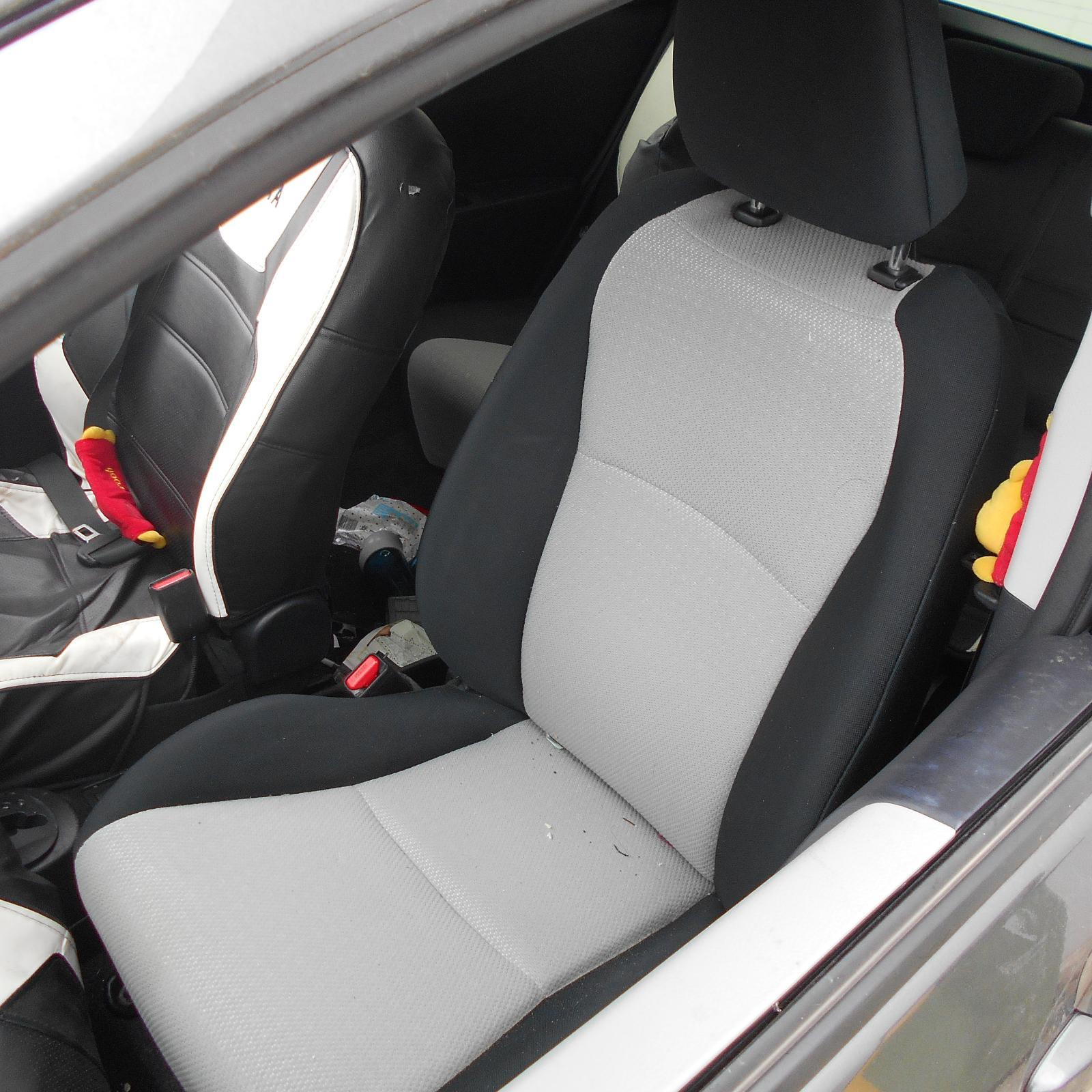 TOYOTA YARIS, Front Seat, LH FRONT, NCP13#, CLOTH, YR/YRS/YRX, 11/11-06/14