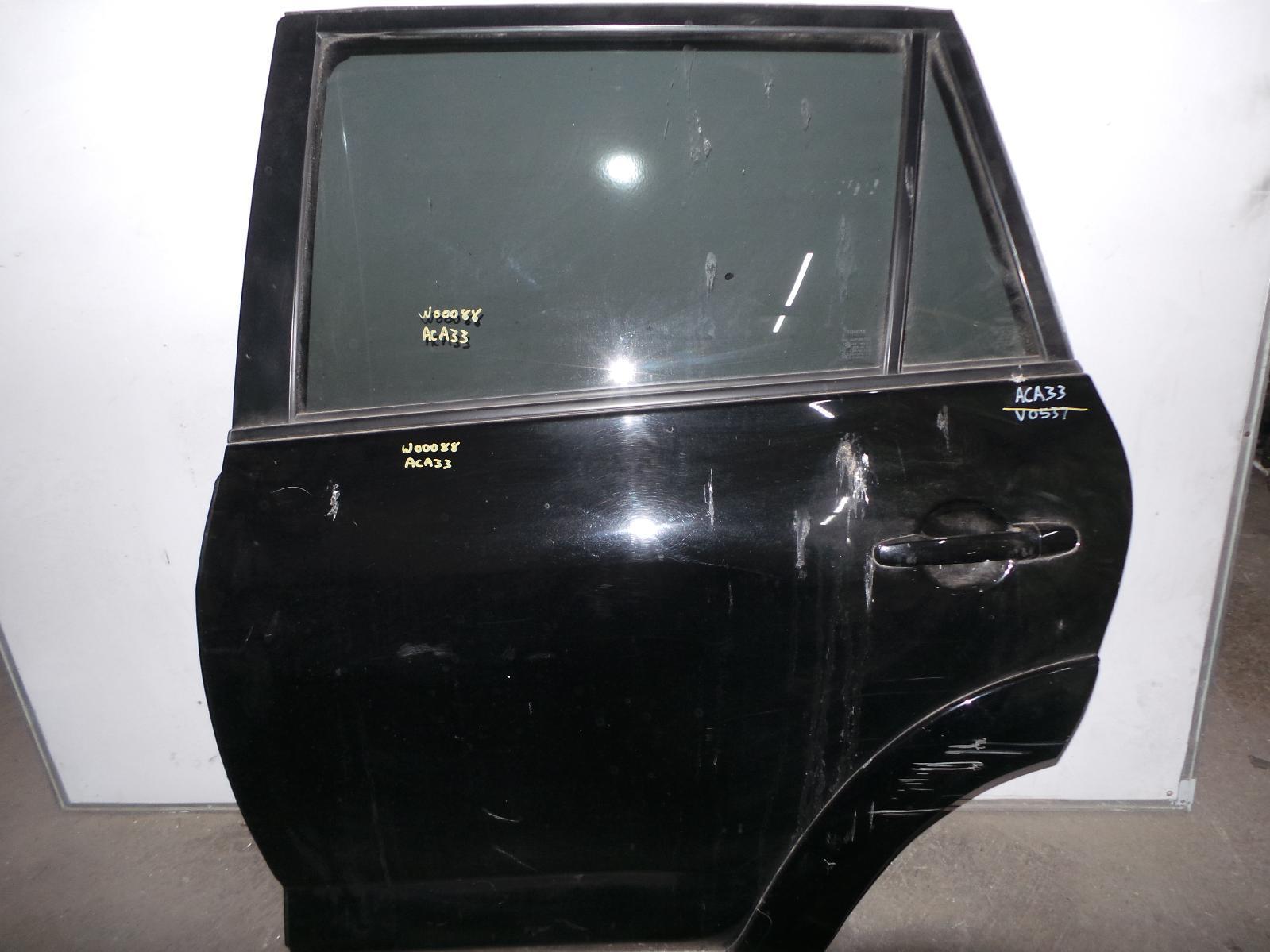 TOYOTA RAV4, Left Rear Door/Sliding, ACA33, CRUISER (FLARED TYPE), 01/06-12/12