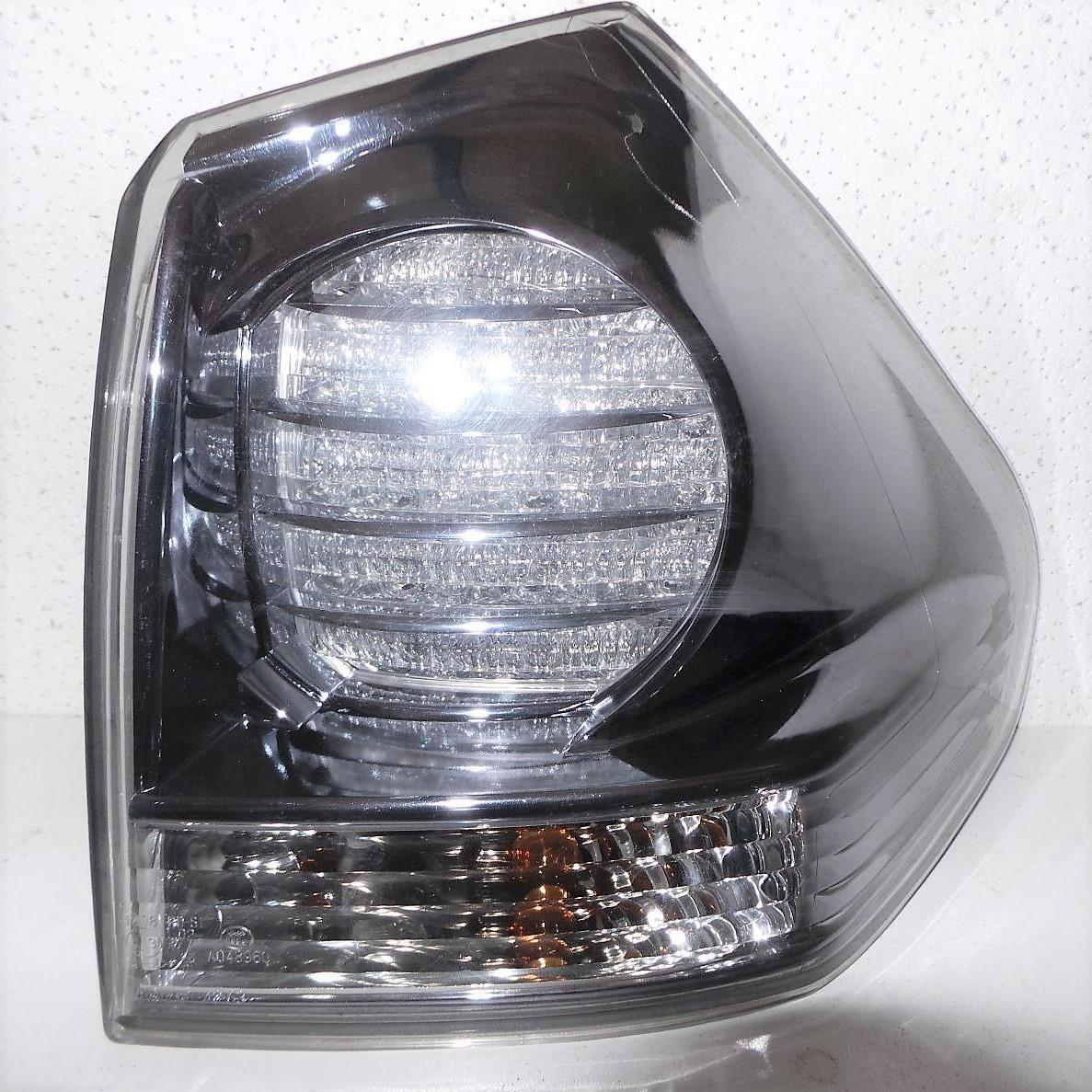 LEXUS RX350, Right Taillight, RX400H, MHU3#, IN BODY, 03/06-02/09