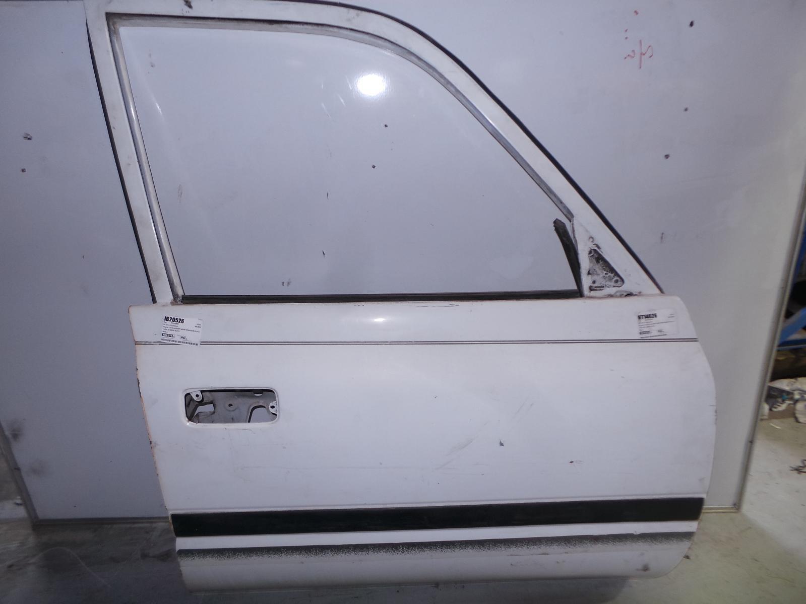 TOYOTA LANDCRUISER, Right Front Door, 80 SERIES, 05/90-03/98