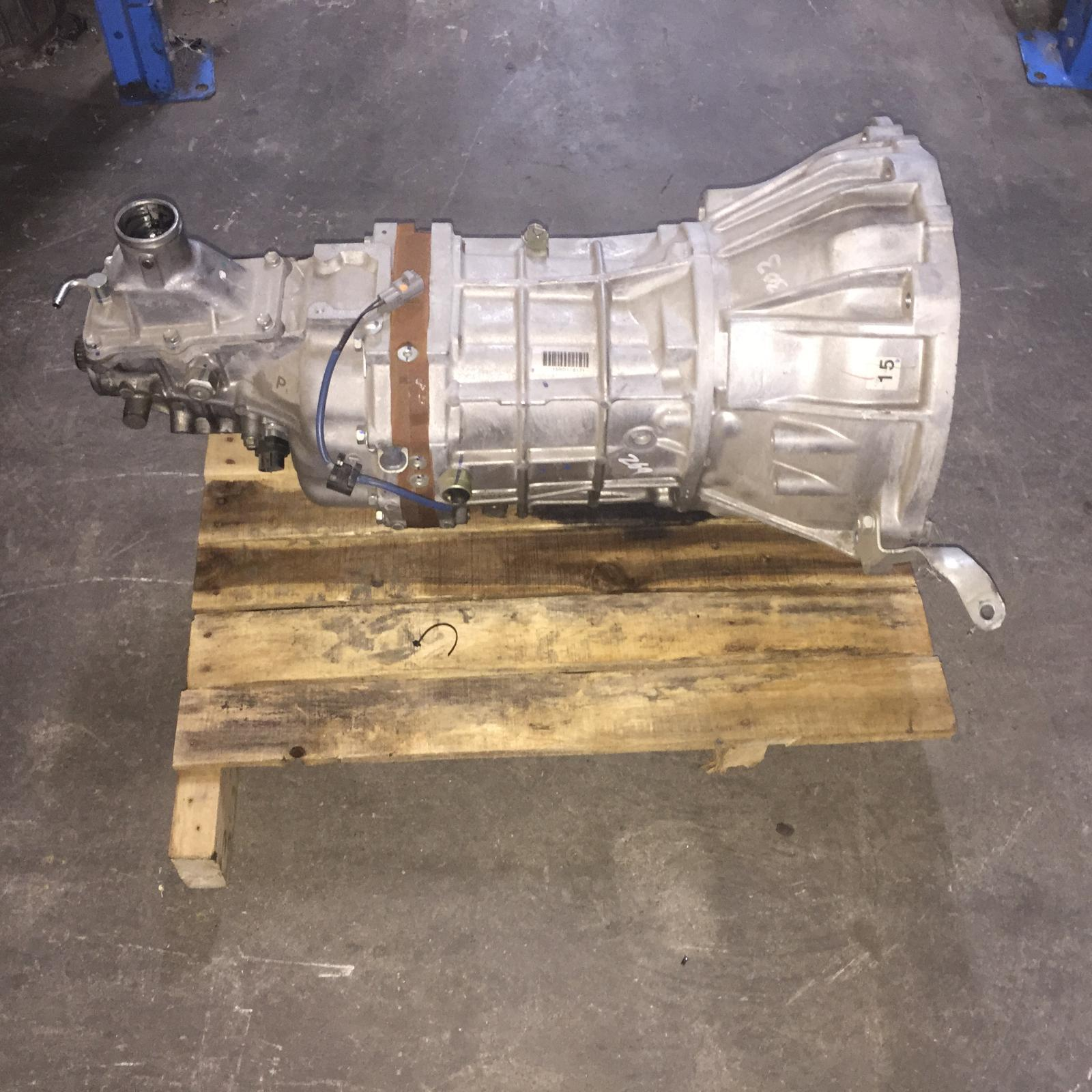TOYOTA HILUX, Trans/Gearbox, MANUAL, 2WD, PETROL, 2.7, 2TR-FE, 03/05-08/15