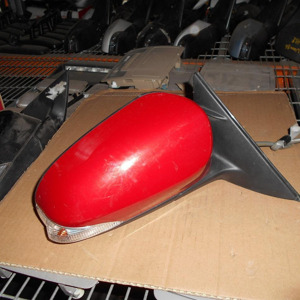 TOYOTA AURION, Right Door Mirror, GSV50R, PRESARA/SPORTIVO ZR6, W/ AUTO DIP & BLINDSPOT TYPE, 04/12-05/15