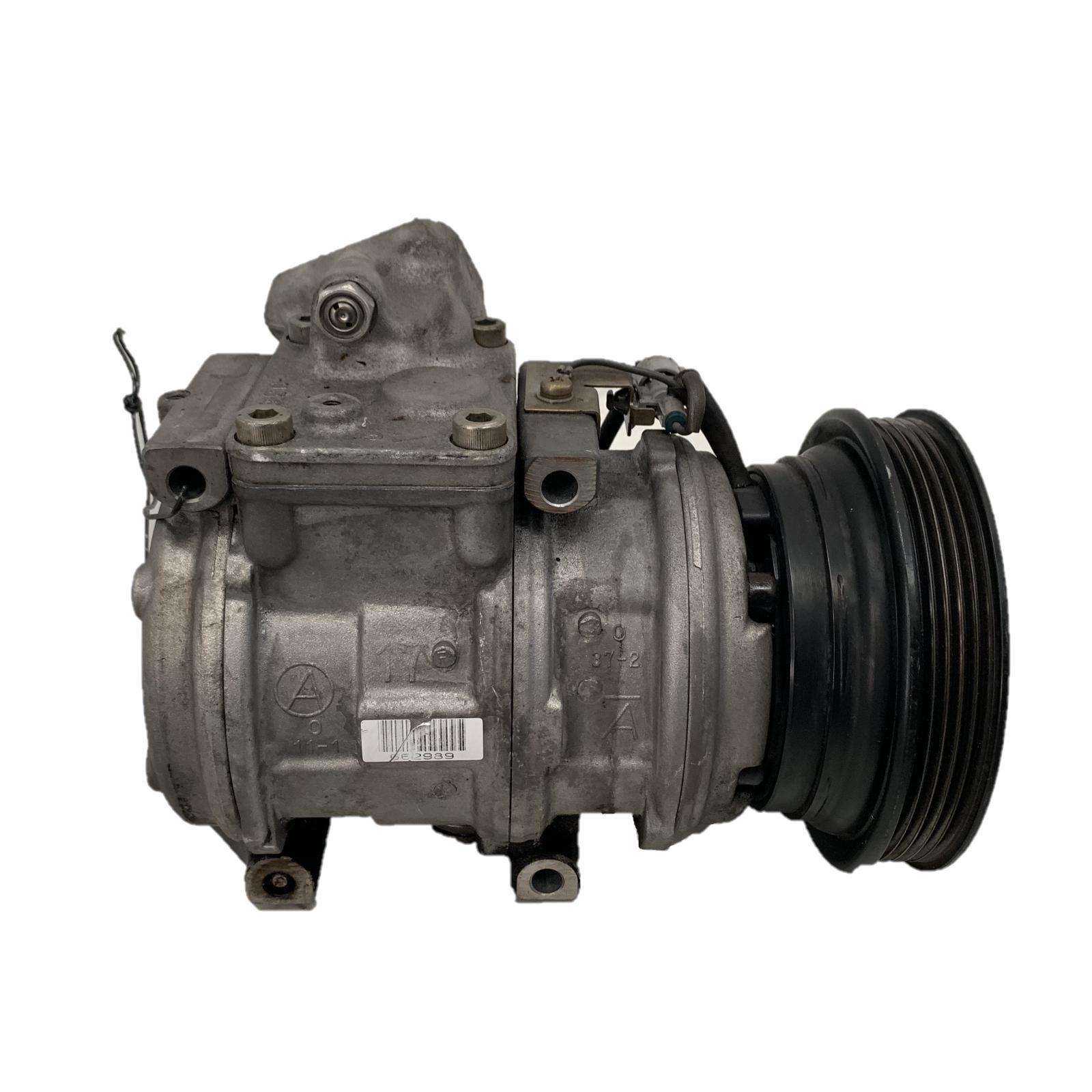 TOYOTA CAMRY, A/C Compressor, SK20, 2.2, 5S-FE, NIPPON DENSO, 10PA17C R134 GAS, 08/97-08/02