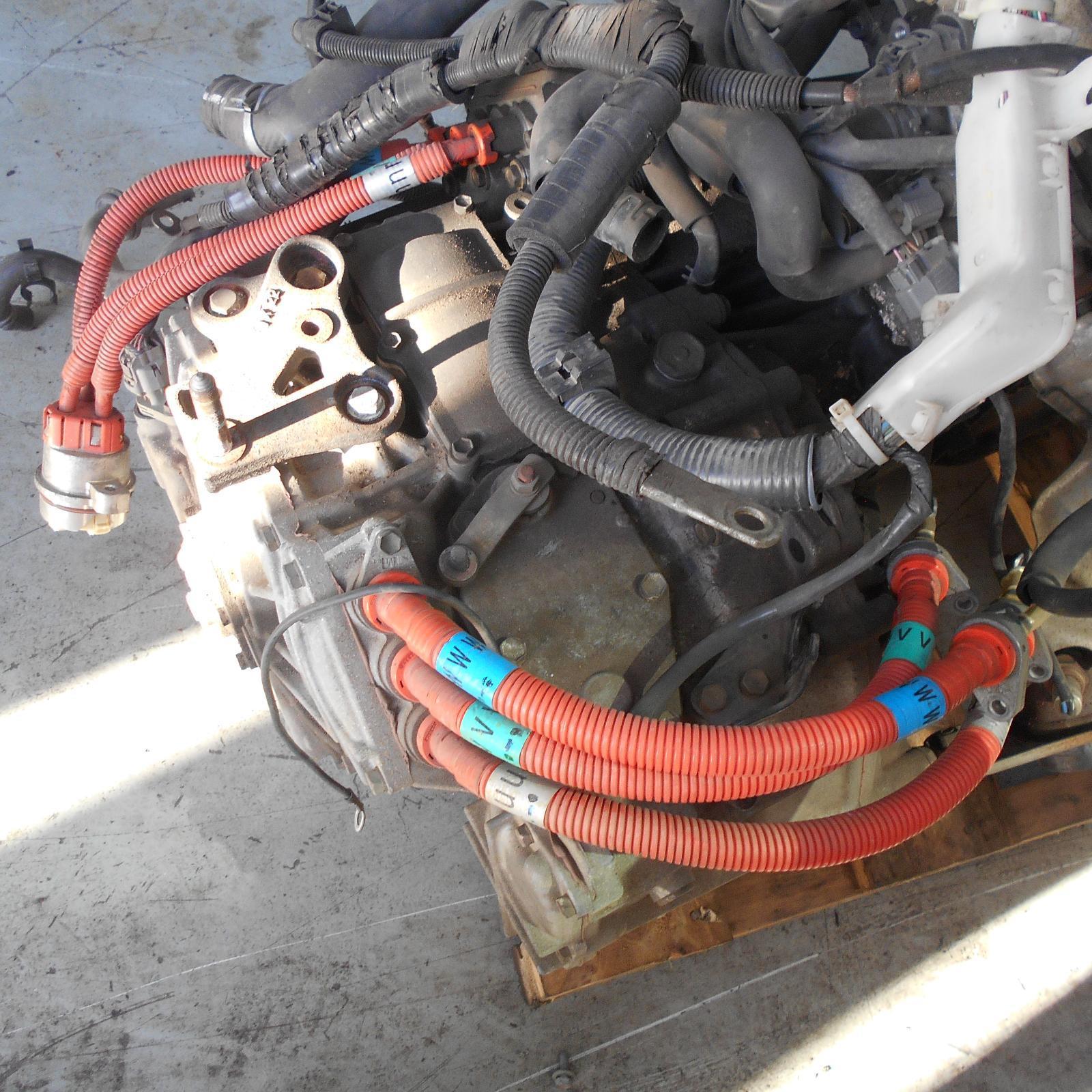 TOYOTA PRIUS, Trans/Gearbox, AUTO, 1.5, NHW10/11R, 12/97-09/03