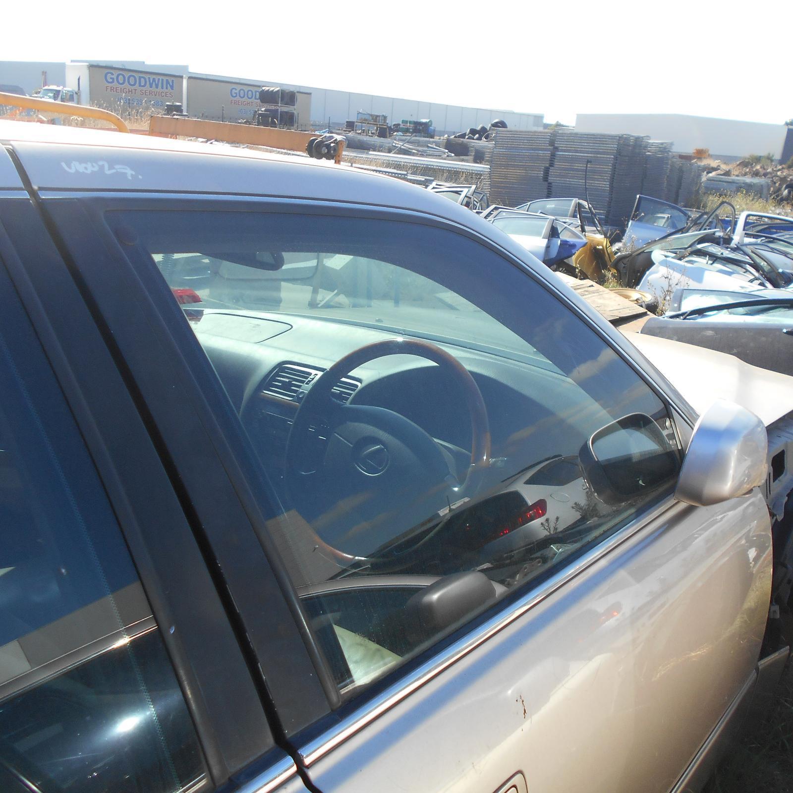 LEXUS LS400, Right Front Door Window, UCF10R 03/90-11/00