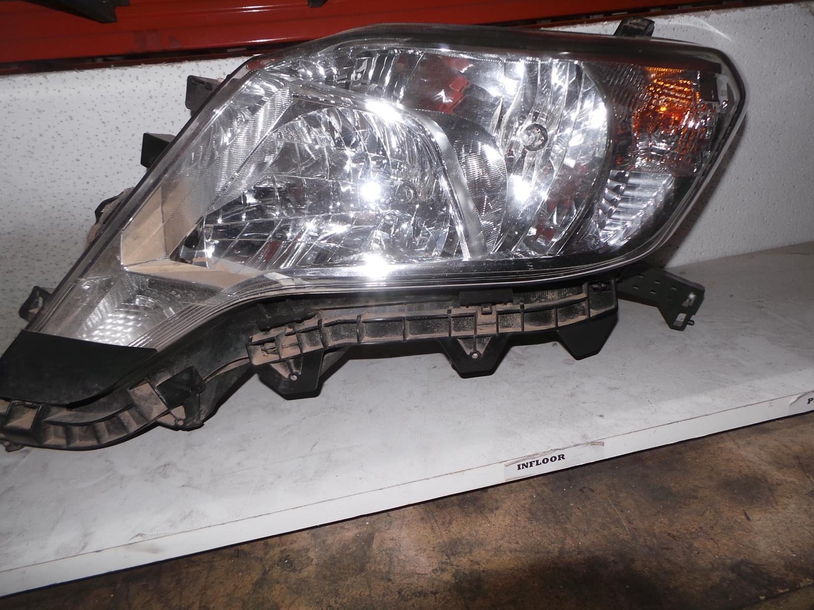 TOYOTA PRADO, Left Headlamp, 150 SERIES, HALOGEN, GX/GXL TYPE, 11/13-