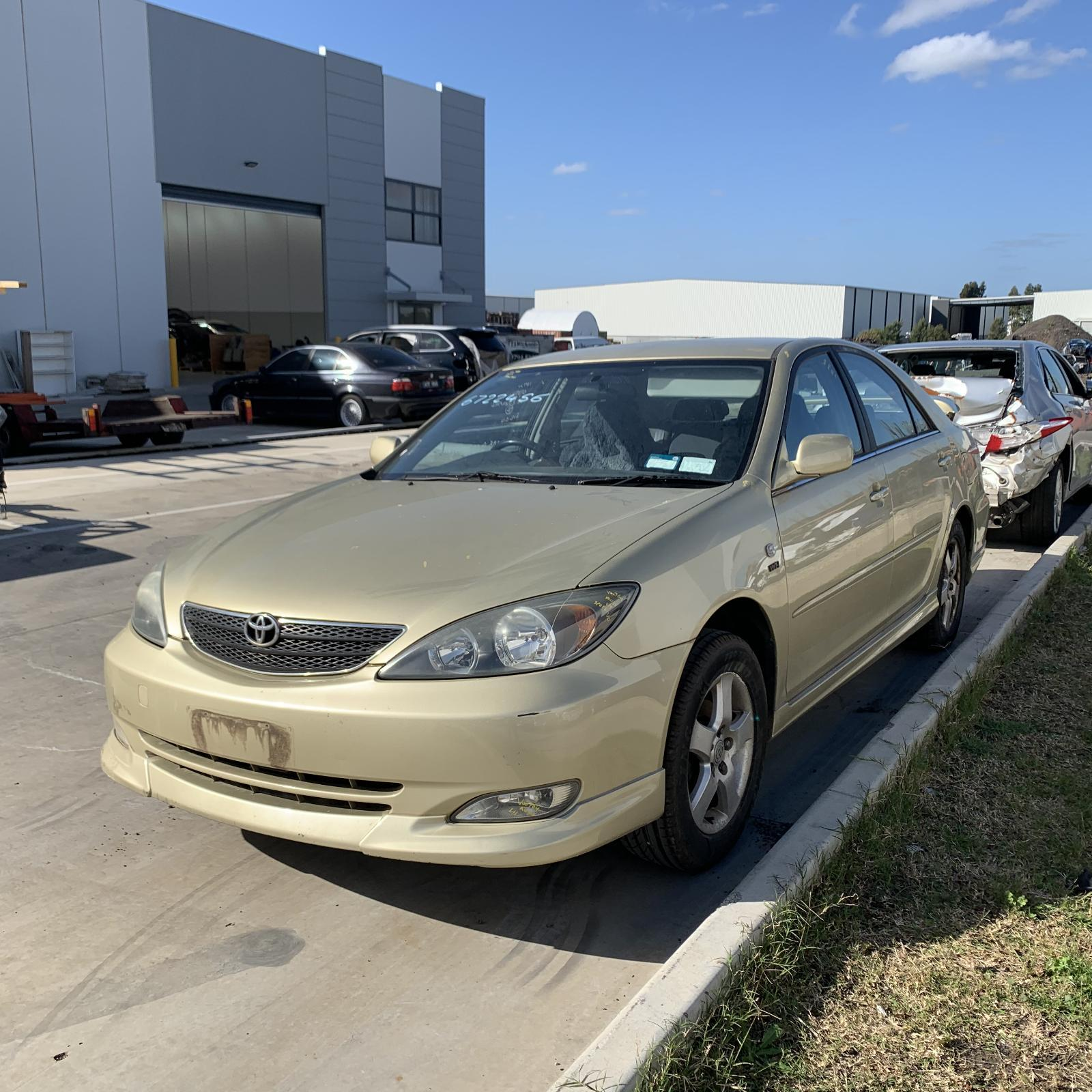 Toyota CAMRY SPORTIVO 2AZ-FE 2.4L Engine Automatic FWD Transmission 08/02 - 05/06