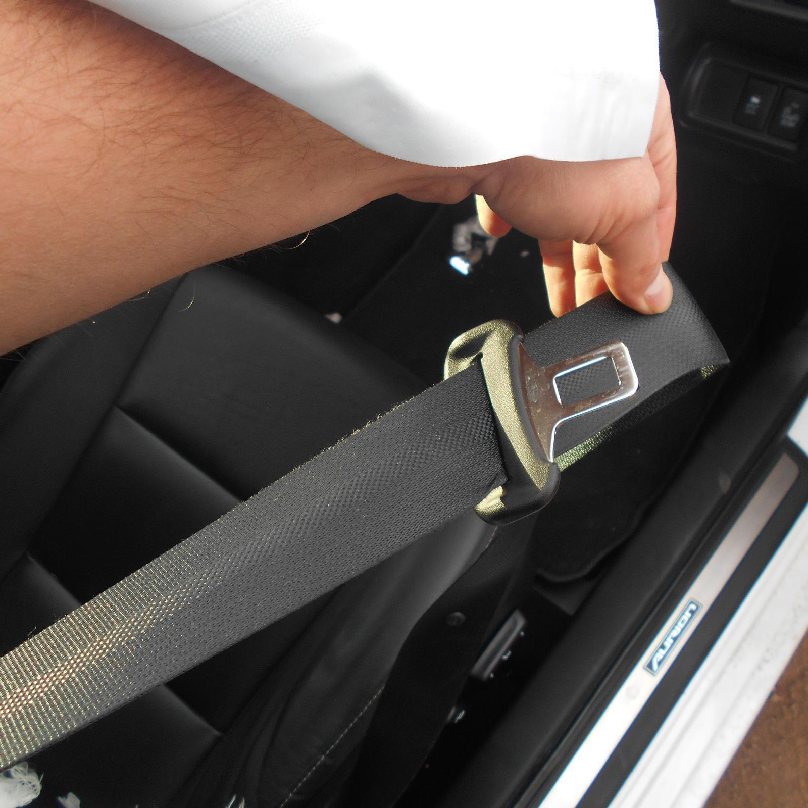 TOYOTA AURION, Seatbelt/Stalk, RH FRONT, SEAT BELT ONLY, GSV50R, 04/12-08/17