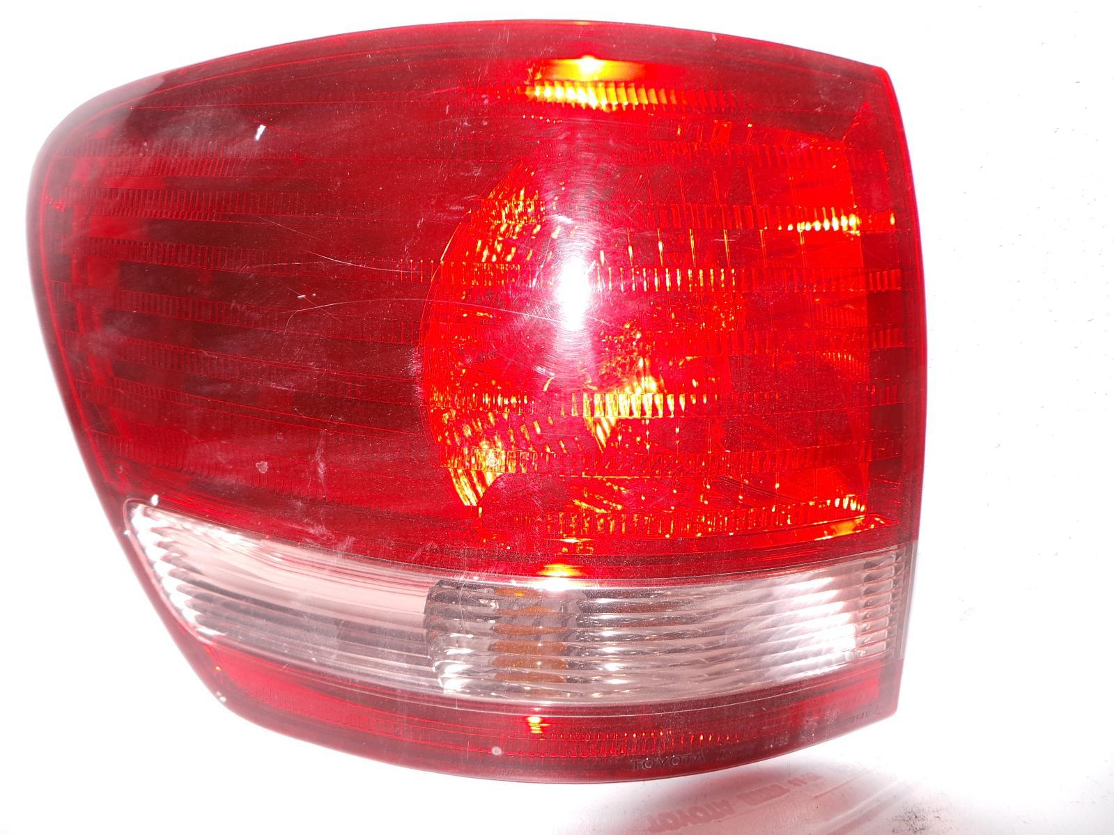 TOYOTA AVENSIS, Left Taillight, ACM20R, 12/01-11/03