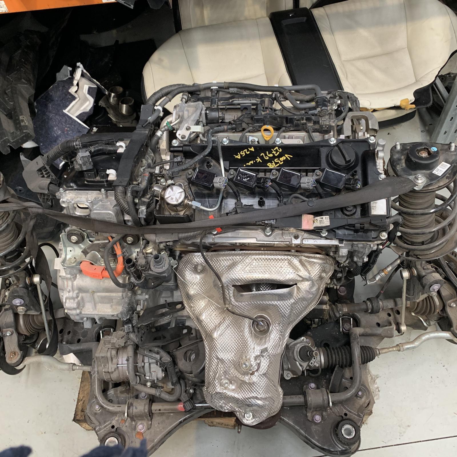TOYOTA CAMRY, Engine, PETROL, 2.5, A25A-FKS, XV70, 09/17-