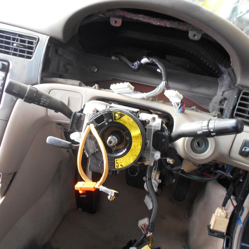 LEXUS ES300 (92-05), Airbag Module/Sensor, CLOCKSPRING, MCV30, 10/01-07/04