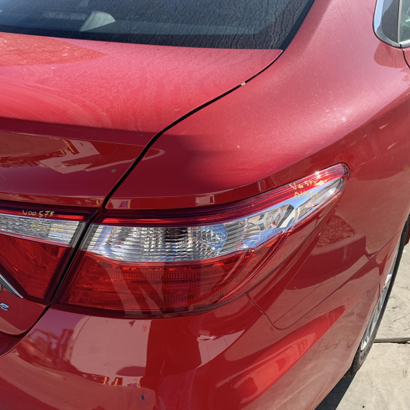TOYOTA CAMRY, Right Taillight, ACV50, 05/15-10/17