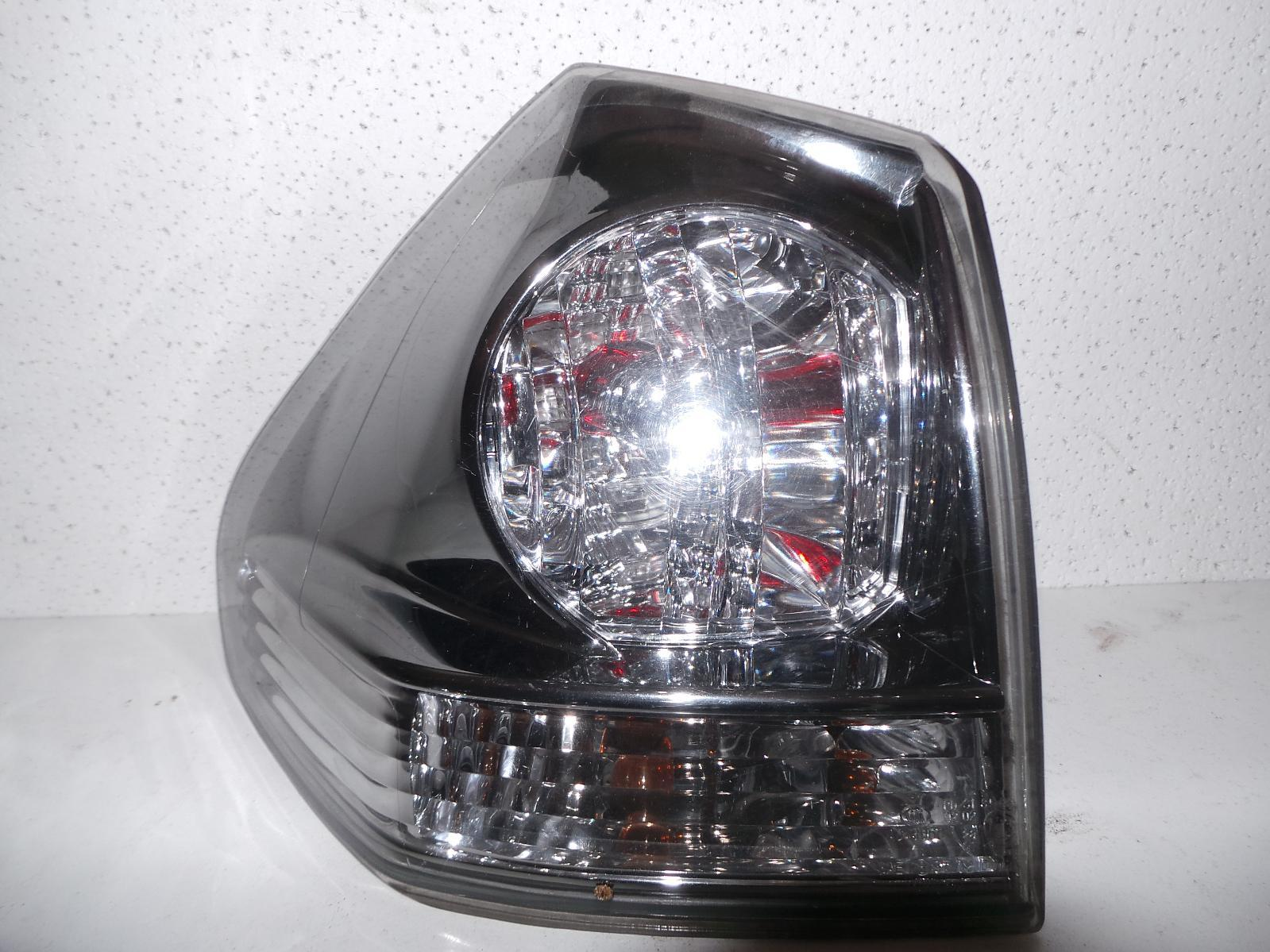 LEXUS RX330, Left Taillight, IN BODY, 04/03-12/05