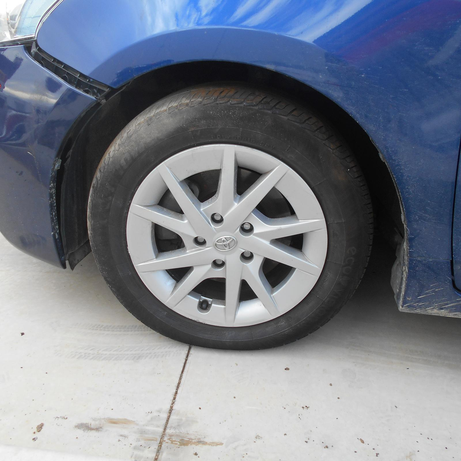 TOYOTA PRIUS, Wheel Mag, ZVW40R, PRIUS V, FACTORY, 16X6.5IN, 05/12-