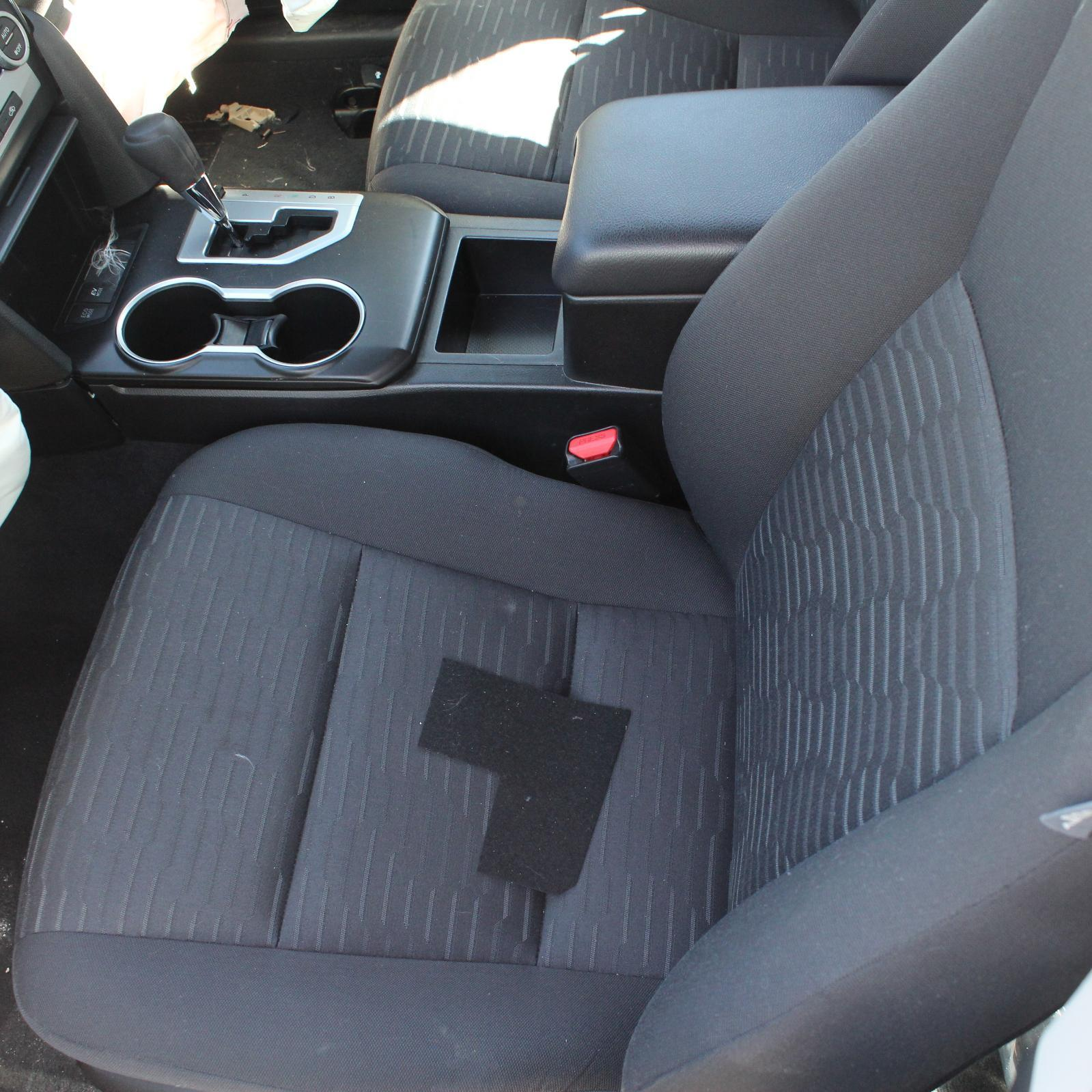 TOYOTA CAMRY, Front Seat, LH FRONT, ACV50, CLOTH, ALTISE/RZ/ATARA R, 12/11-10/17