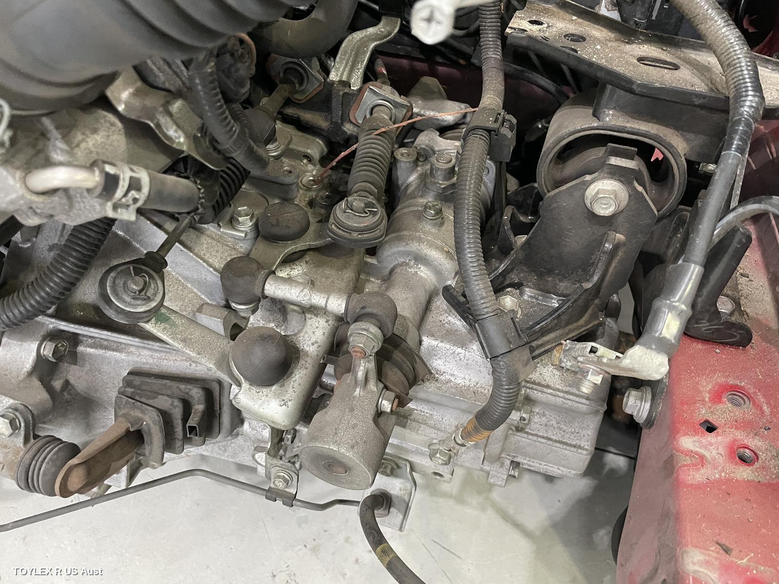 TOYOTA YARIS, Trans/Gearbox, MANUAL, 1.5, 1NZ, NCP9#-NCP13#, 10/05-12/19 (AUS ONLY)