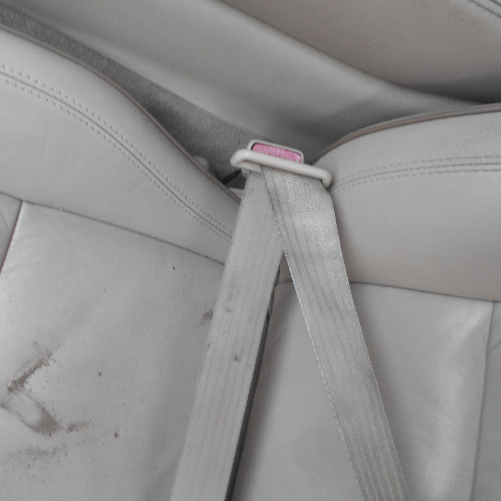 LEXUS GS, Seatbelt/Stalk, LH FRONT, 10/97-12/04