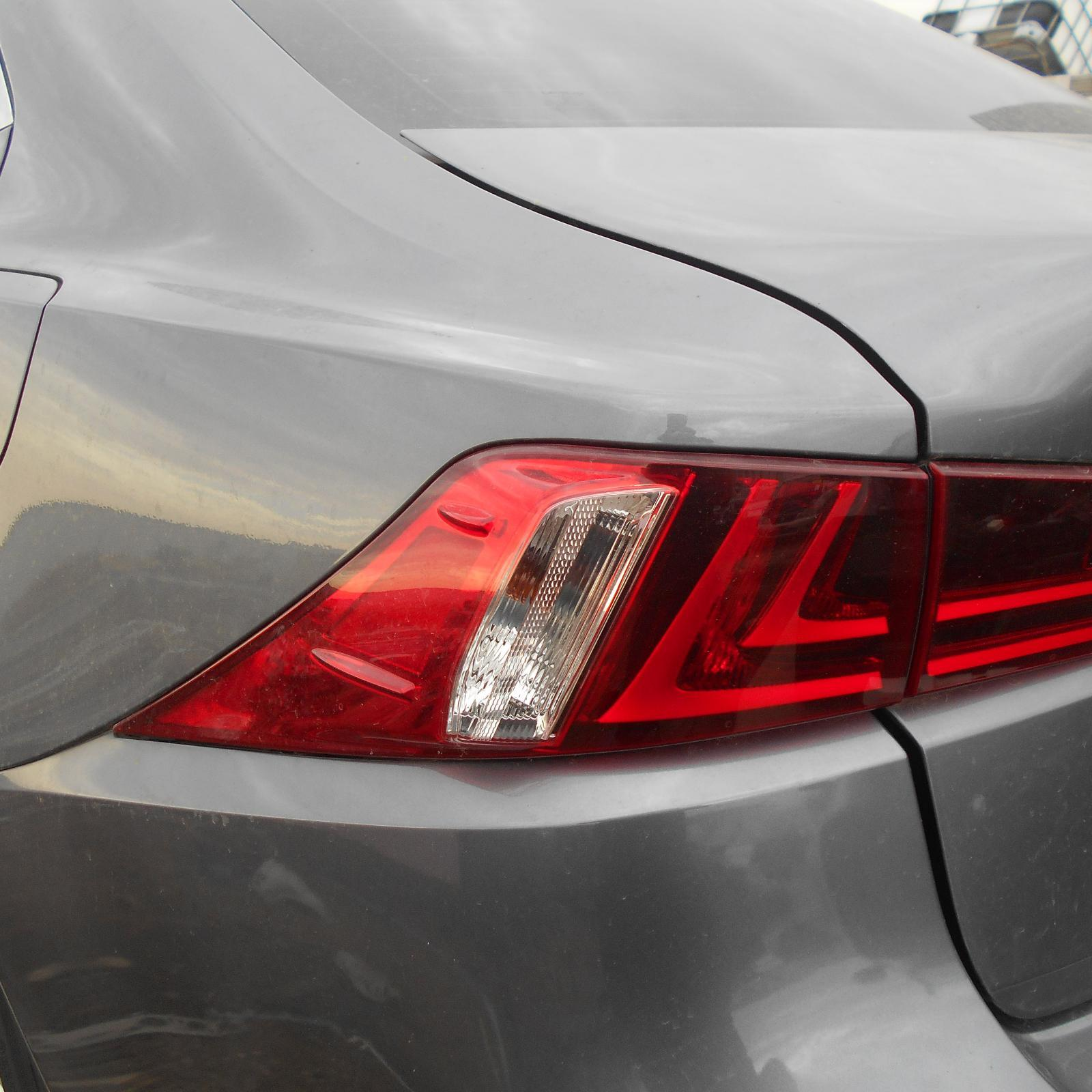 LEXUS IS, Left Taillight, IS200t/IS250/IS300H/IS350, XE30, 07/13-