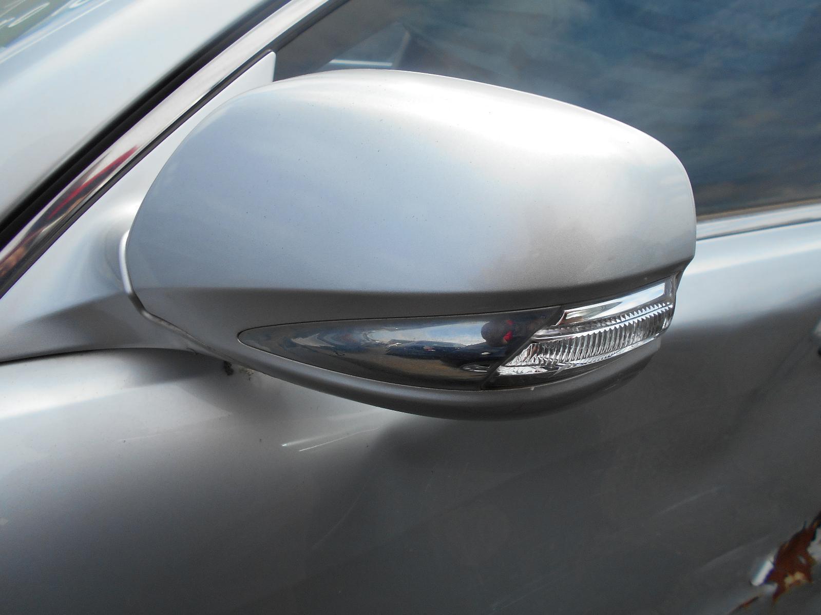 LEXUS GS, Left Door Mirror, 190 SERIES, W/ INDICATOR, 02/08-12/11