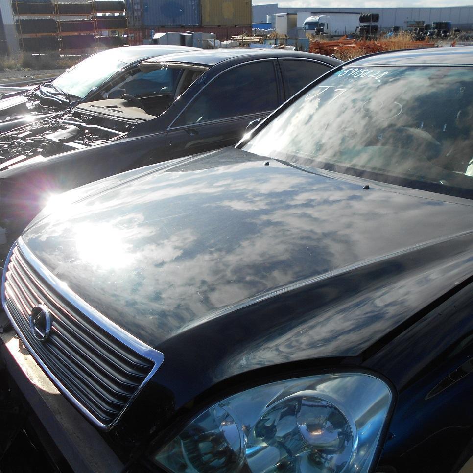 LEXUS LS430, Bonnet, UCF30R, 12/00-07/03