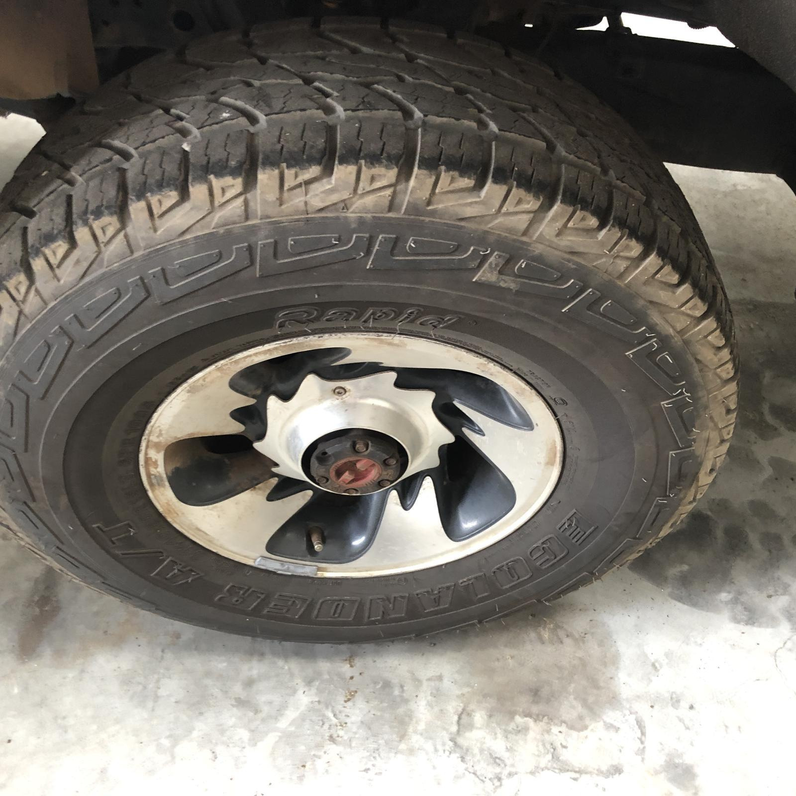 TOYOTA HILUX, Wheel Mag, AFTERMARKET, 09/97-03/05