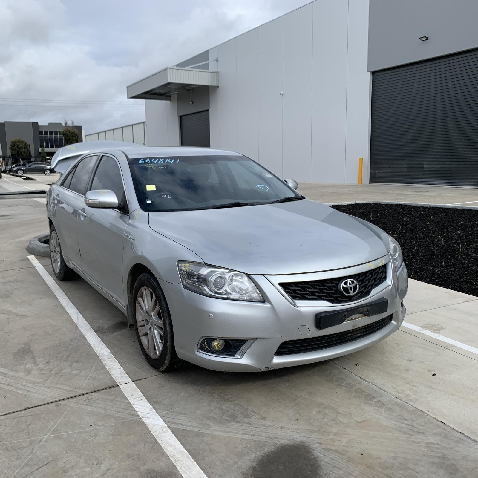 Toyota AURION TOURING 2GR-FE 3.5L Engine Automatic FWD Transmission 09/09 - 03/12