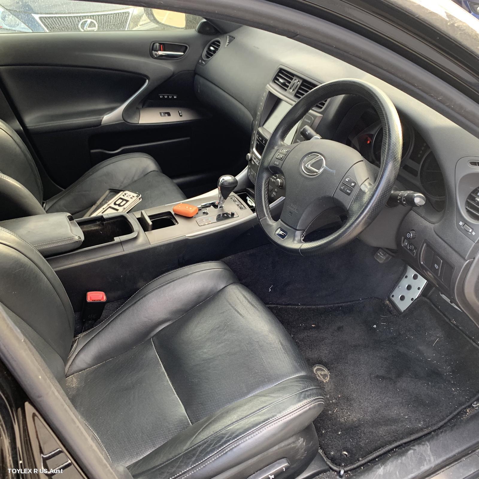 Lexus IS250 F SPORT 4GR-FSE 2 5L ENGINE AUTOMATIC RWD